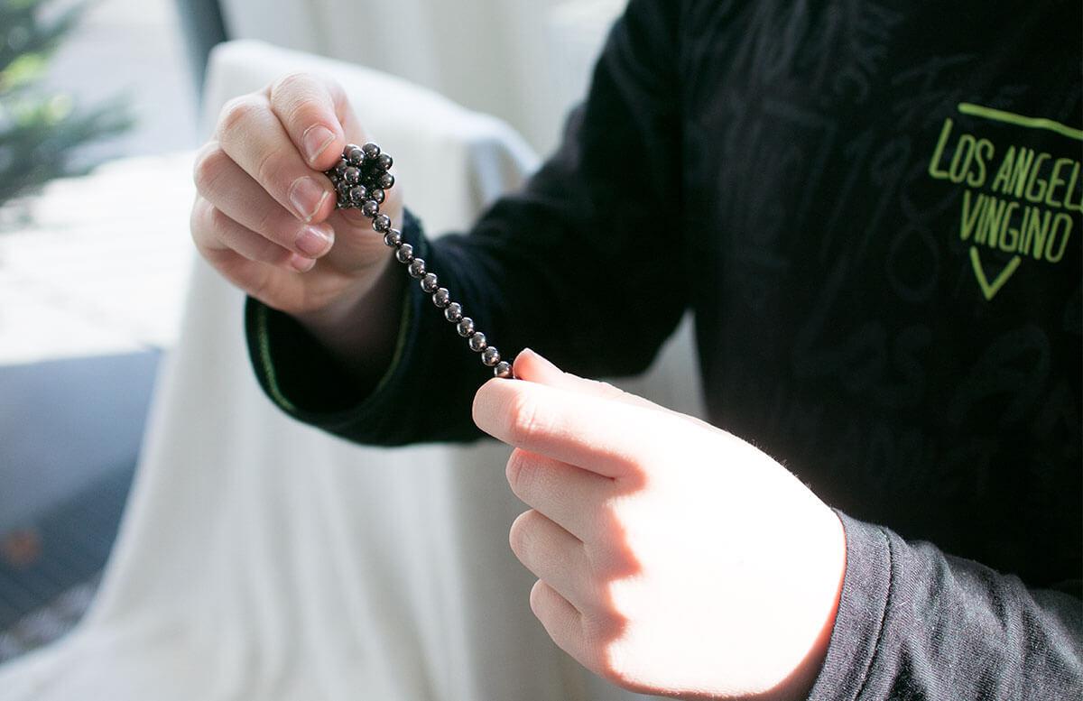 Nanodots Magnetkugeln - Das neue Trend-Spielzeug spirale
