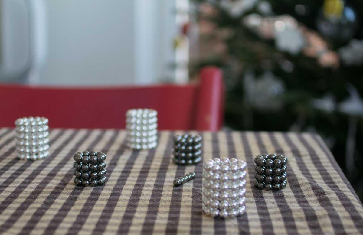 Nanodots Magnetkugeln - Das neue Trend-Spielzeug bauvorschläge