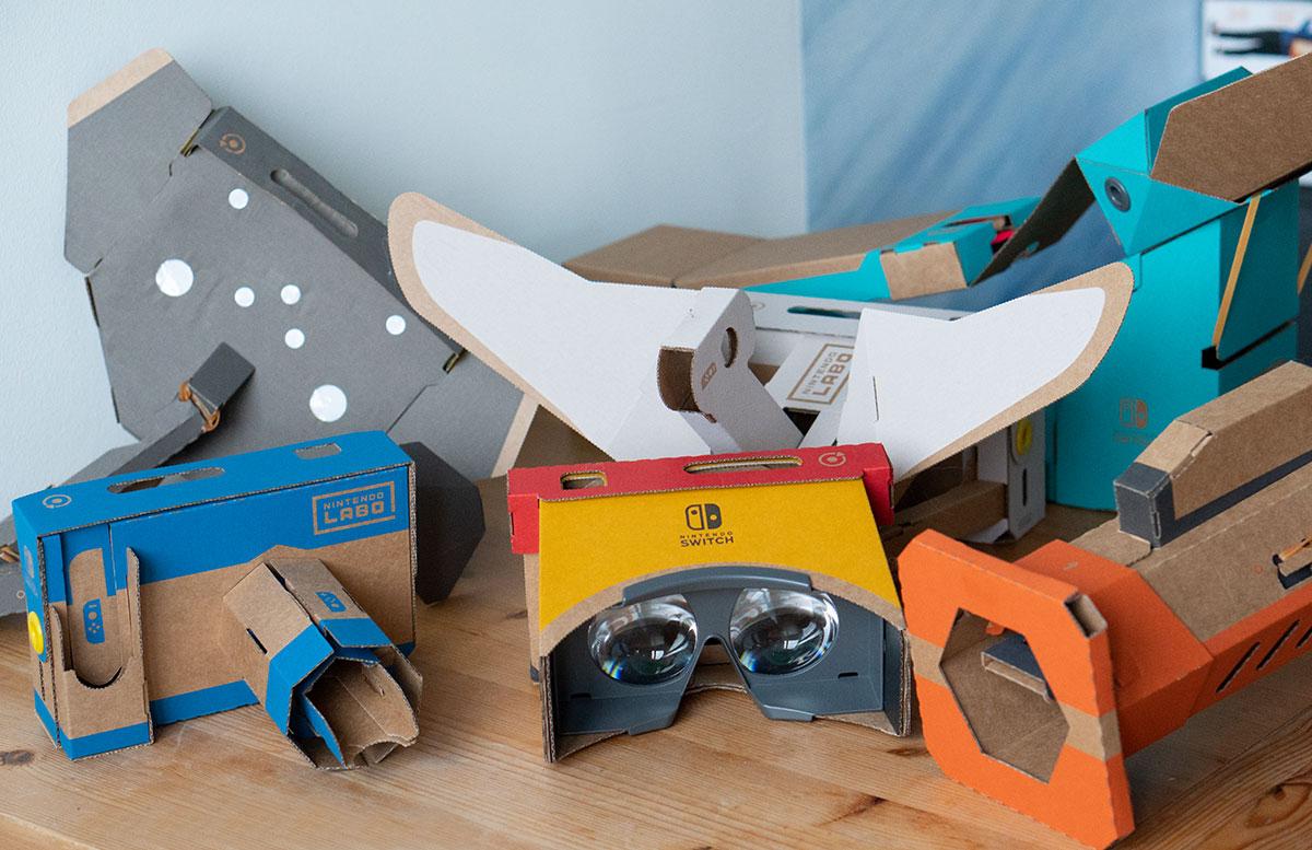 Nintendo-Switch-Labo-VR-Kit-GEWINNSPIEL-alles-gebaute