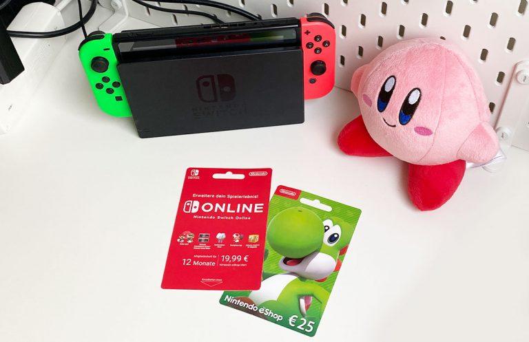 Nintendo Switch Online und Kirby Fighters 2 GEWINNSPIEL