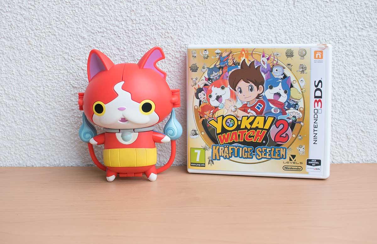 Nintendo YO-KAI WATCH 2 kräftige Seelen