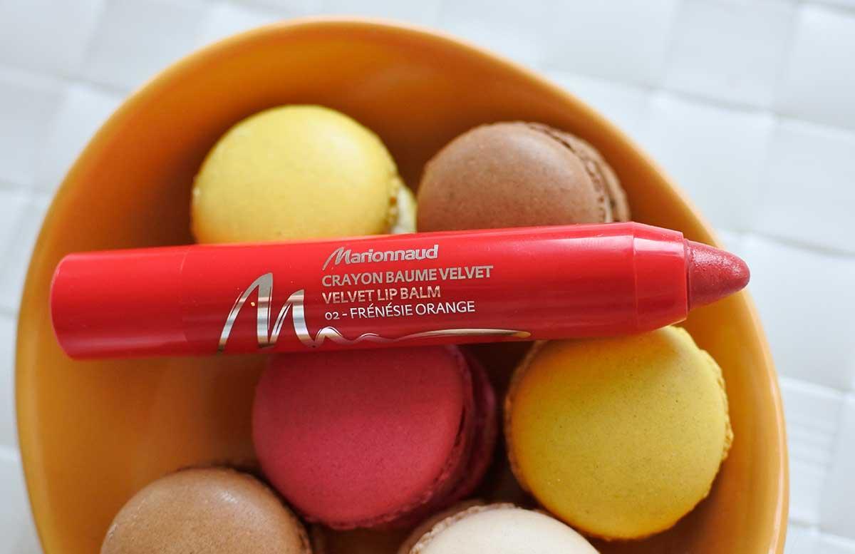 Nivea Labellino - Beauty Favorit des Monats Marionnaud Crayon Baume Velvet