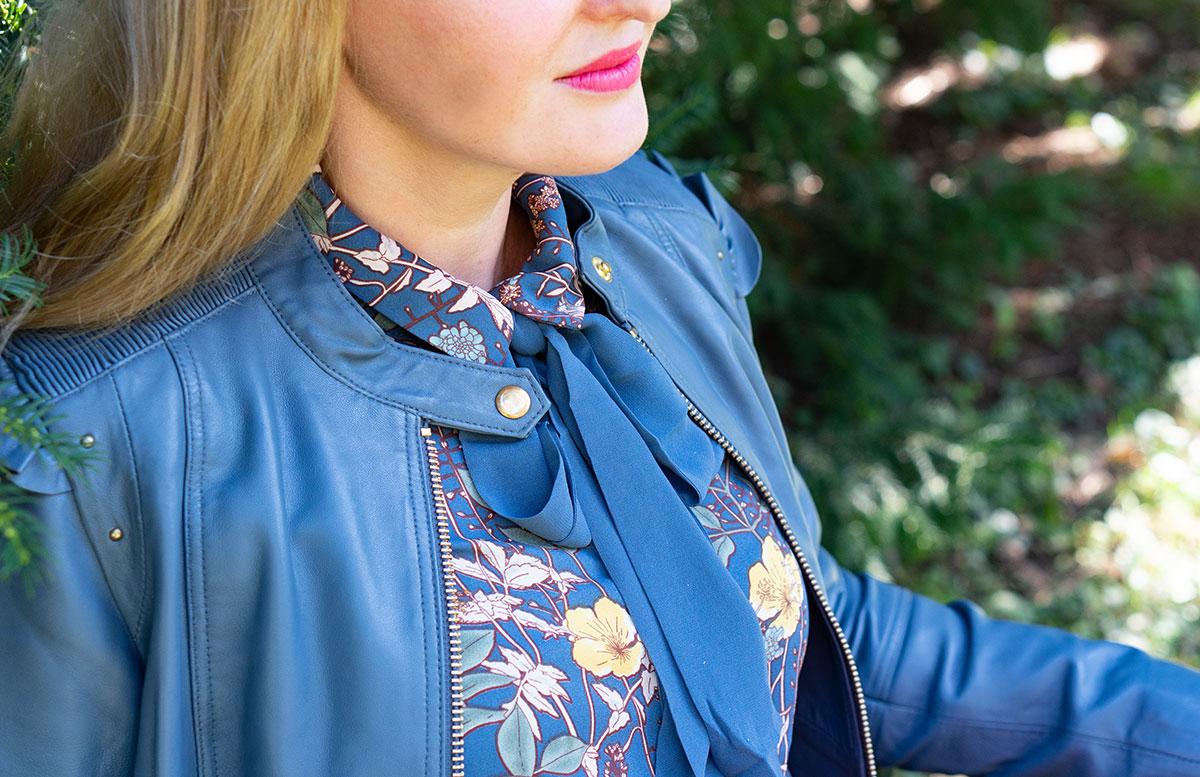 Outfit-Idee-Retro-Trend-Schluppenbluse--lederjacke-und-schluppe