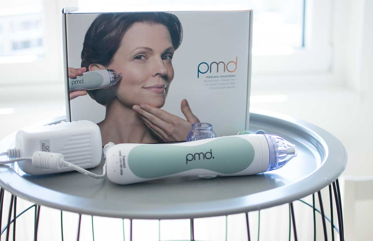 PMD Personal Microderm Microdermabrasion inhalt