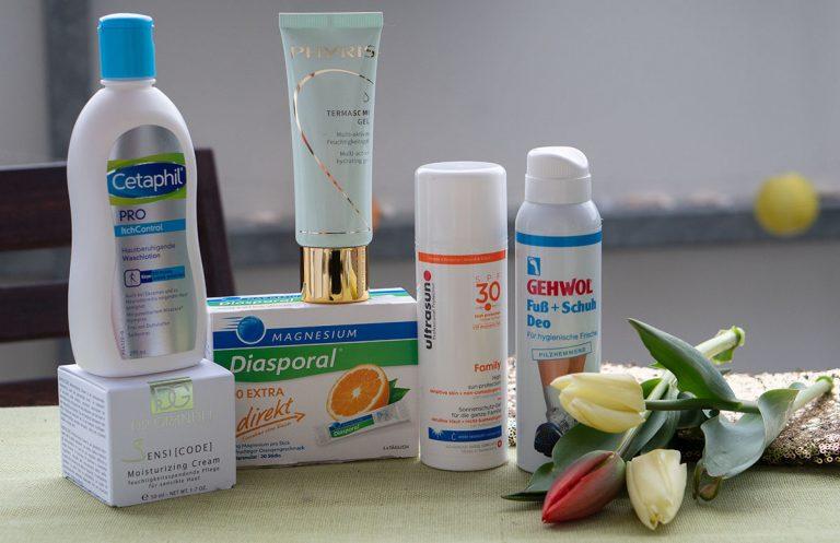 Pflege Highlights Beautypress Frühling 2021