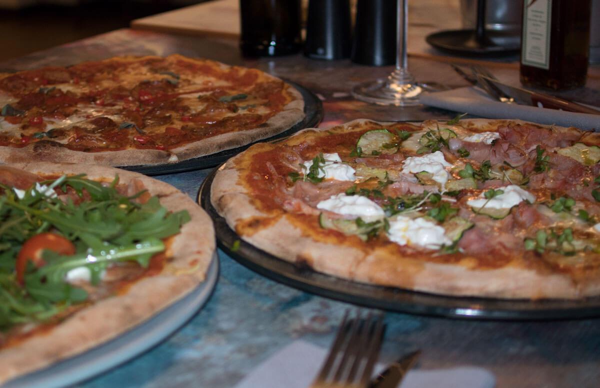 Pizzeria Basilico - Restaurant Tipp in Wien