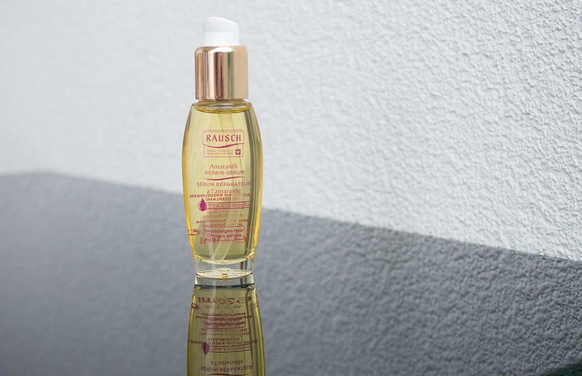 Rausch Amaranth Repair-Serum RAUSCH Haarpflege Produkte für empfindliche Kopfhaut