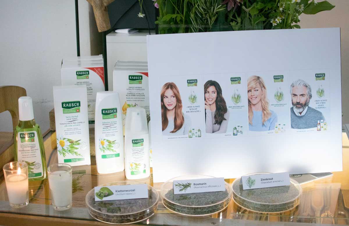 RAUSCH Haarpflege Produkte für empfindliche Kopfhaut auswahl