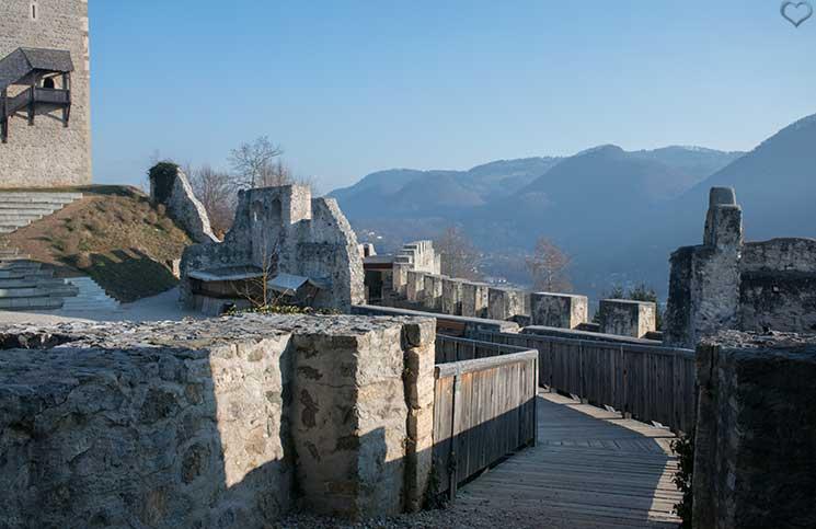 Reise nach Celje, Slowenien