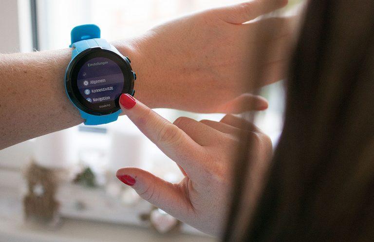 SUUNTO Spartan Sport Wrist HR Smartwatch