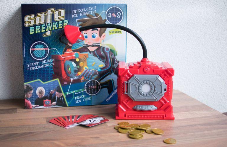 Safebreaker von Ravensburger – Knack den Code