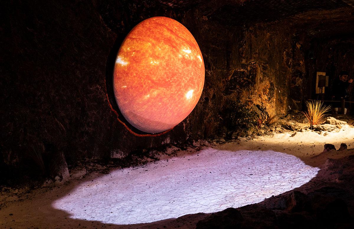 Salzwelten Hallstatt - Das älteste Salzbergwerk der Welt entstehung sonne