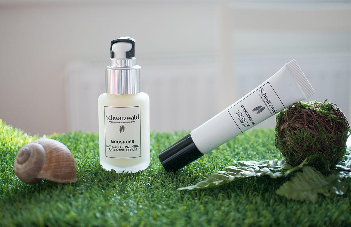 Schwarzwald Naturkosmetik - das Wundersekret Schneckenschleim produkte sternenklar augenpflege