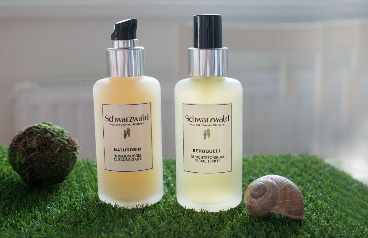 Schwarzwald Naturkosmetik - das Wundersekret Schneckenschleim produkte naturrein und bergquell