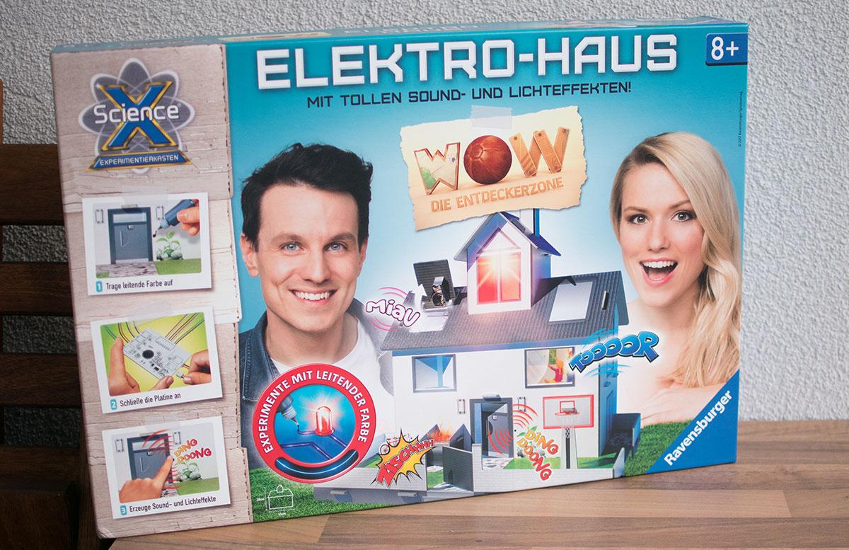 ScienceX Elektrohaus von Ravensburger
