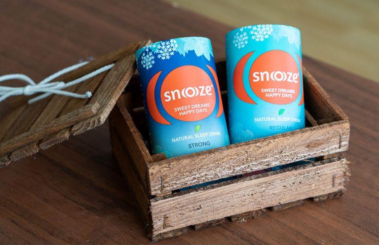 Snoooze Schlafgetränk –  Der natürliche Drink mit Kräutern