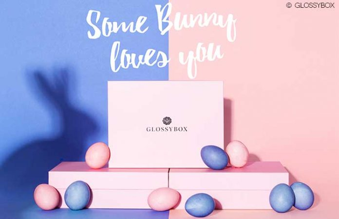 Some-bunny-loves-you-glossybox-März