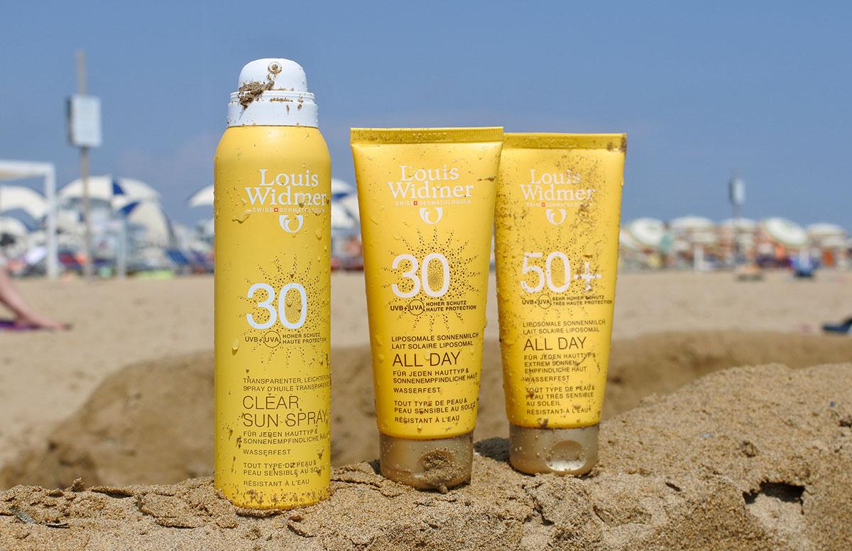 Sommer-am-Meer-Gut-geschützt-mit-Louis-Widmer-spray-und-cremen