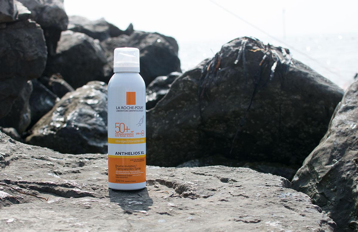 Sonnenpflege von La Roche-Posay strand lignano anthelios xl
