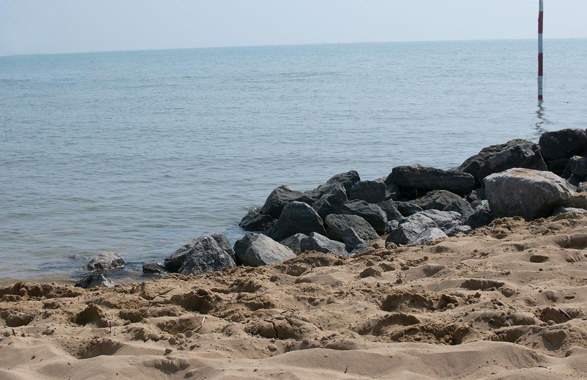 Sonnenpflege von La Roche-Posay strand lignano