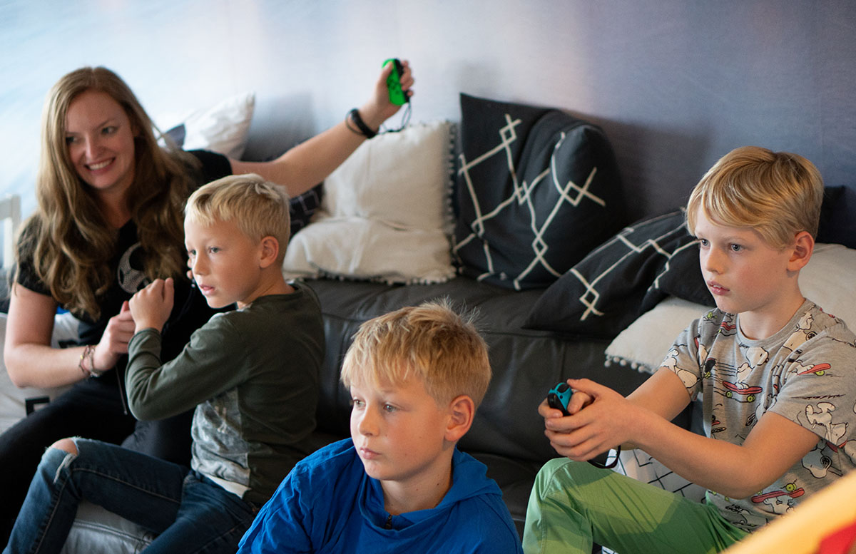 Super Mario Party für die Nintendo Switch party schlagen
