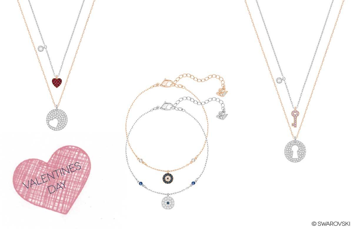 Swarovski Urban Romance crystal wishes valentinstag
