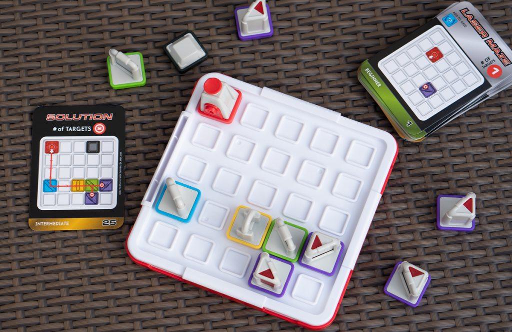 Thinkfun Laser Maze und Circuit Maze Logikspiele spiegel laser