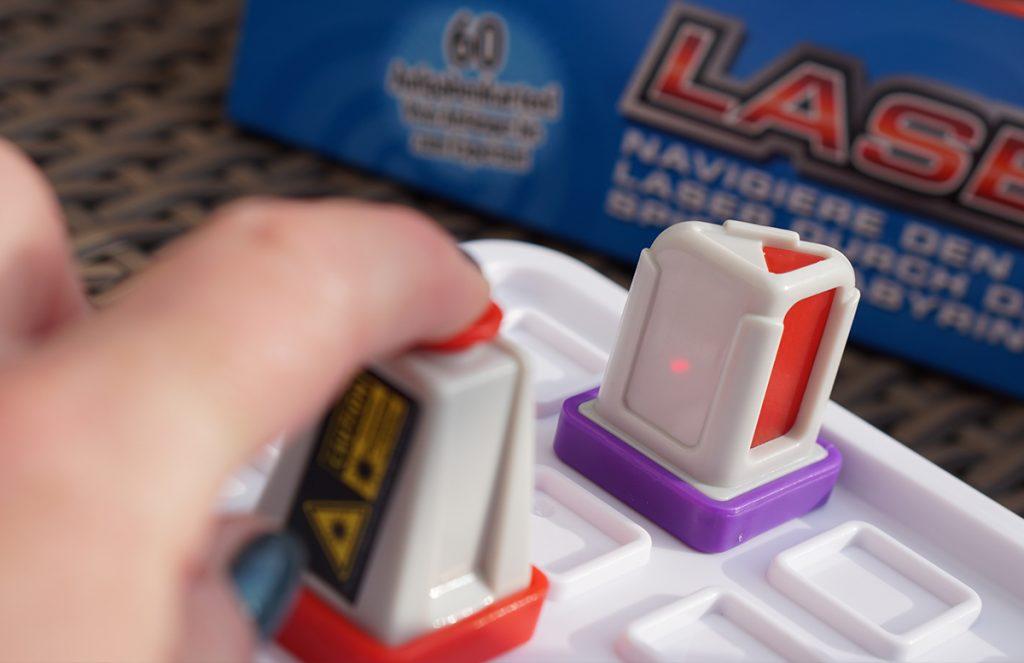 Thinkfun Laser Maze und Circuit Maze Logikspiele spiegel laserstrah