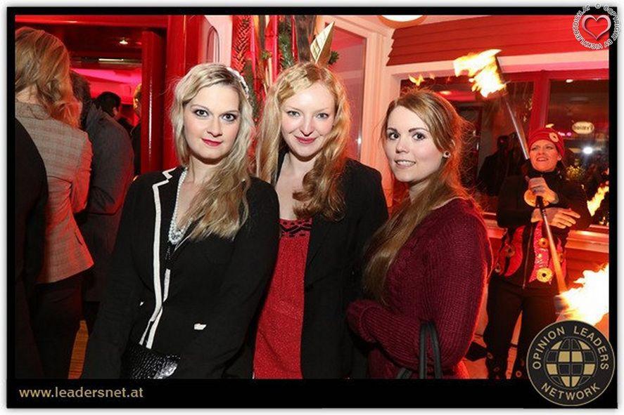Vapiano-Eröffnung Blogger Mädchen