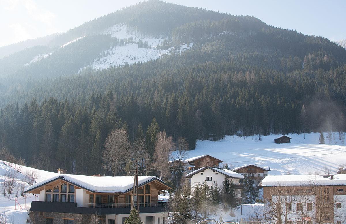 Walchhofer's Hotel Alpenhof in Filzmoos berge