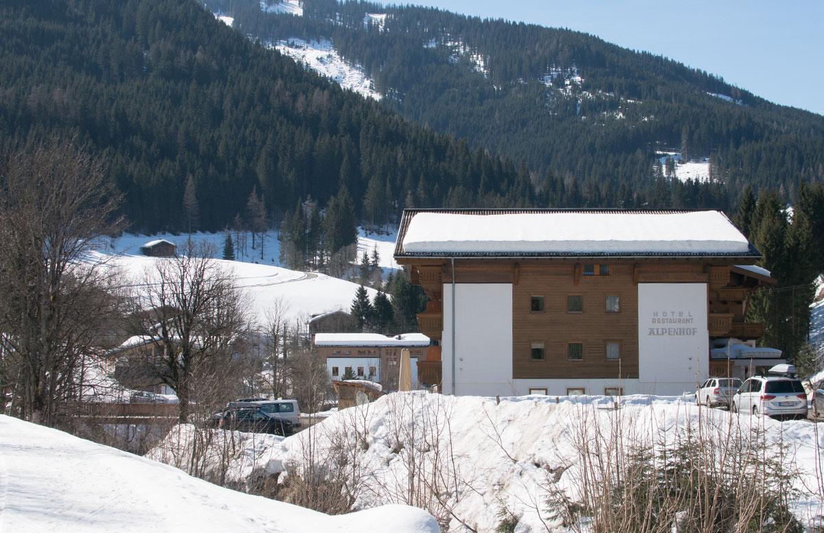 Walchhofer's Hotel Alpenhof in Filzmoos