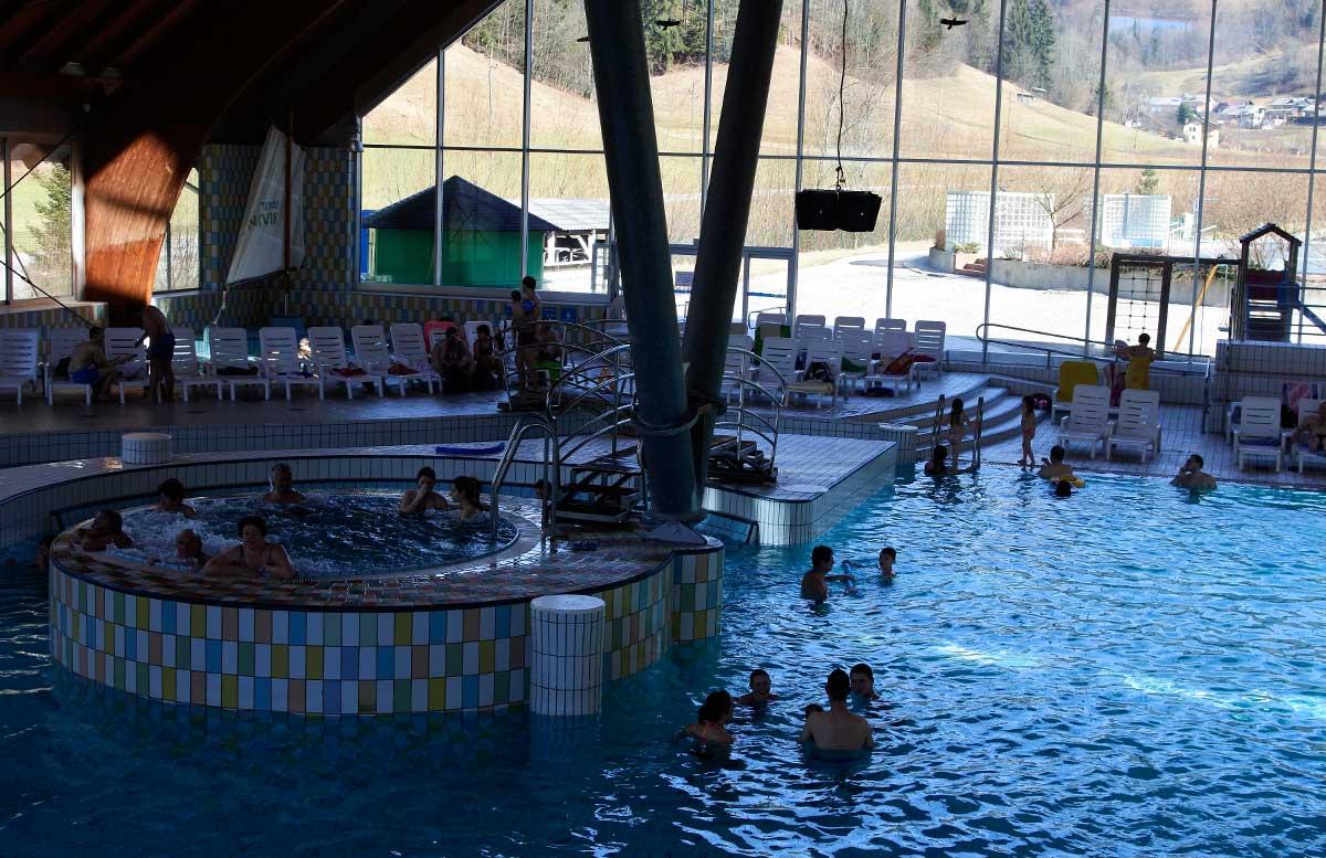 Wellness in Olimia und das Hotel Sotelia pool
