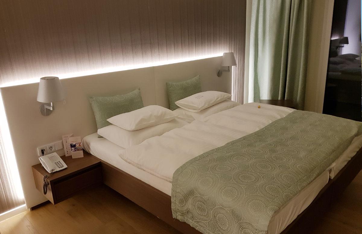 Wellness- und Thermenhotel Stoiser in Loipersdorf zimmer