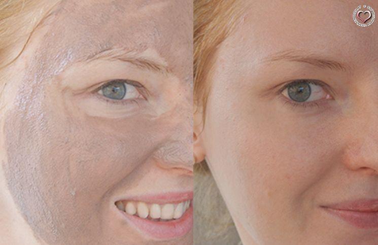 arganöl-maske