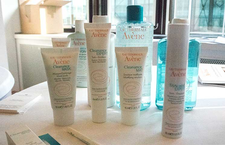 avene-clearance-expert-beautypress-event