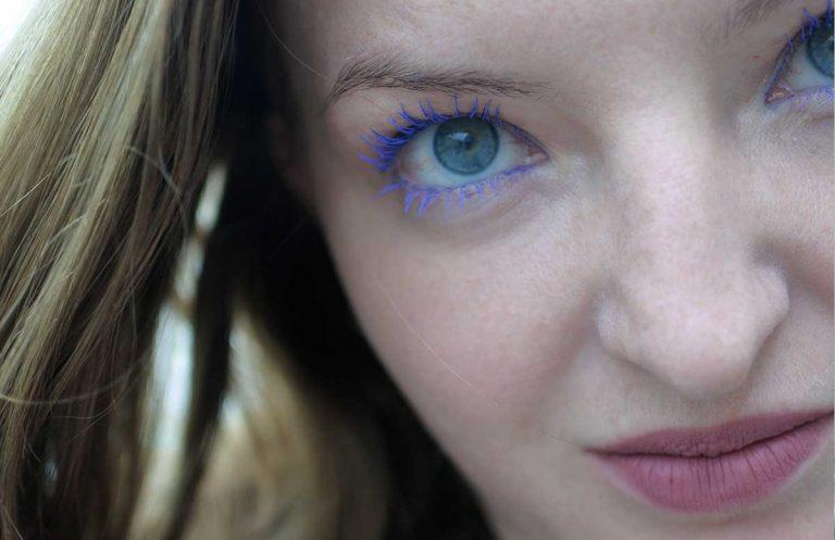 Blue Velvet Summer look mit Isadora
