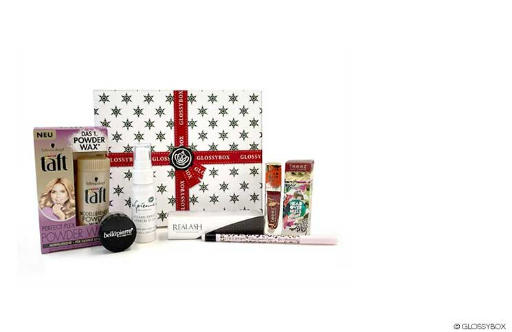 Glossybox Winter Moments Edition Dezember