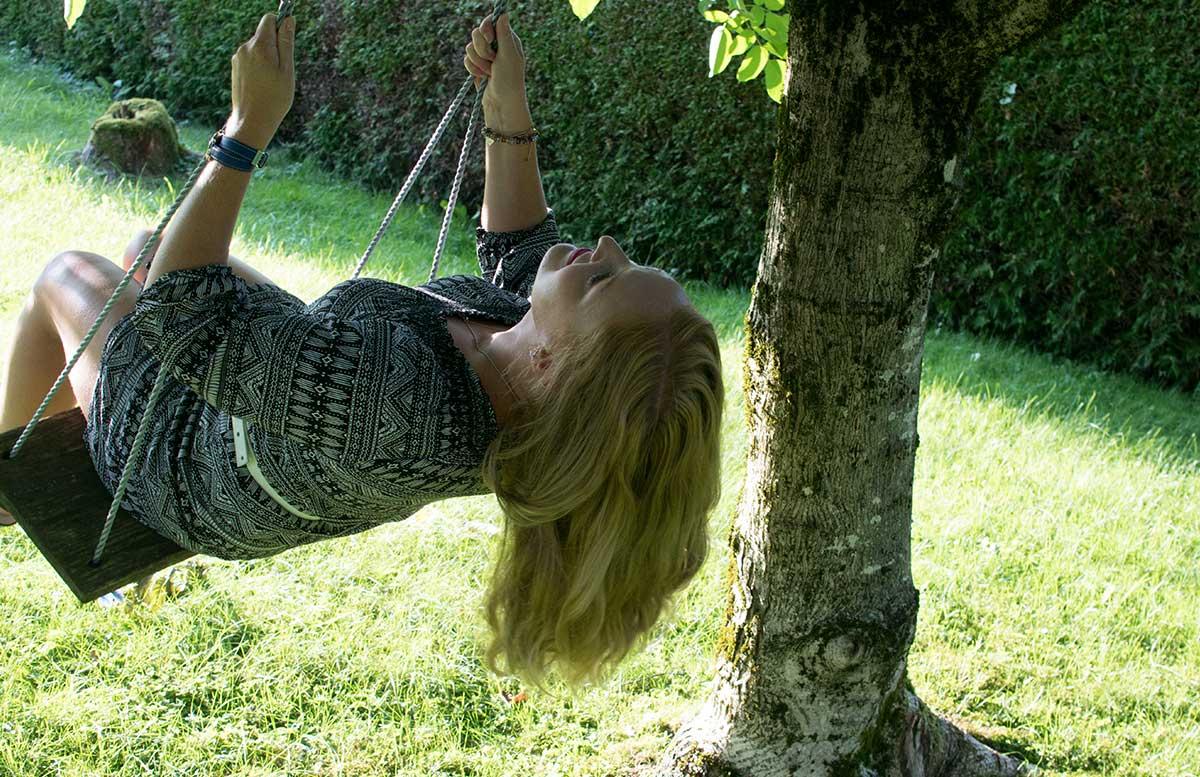 Hallo Herbst - Gedanken zum Leben als Blogger schaukel unabhängigkeit