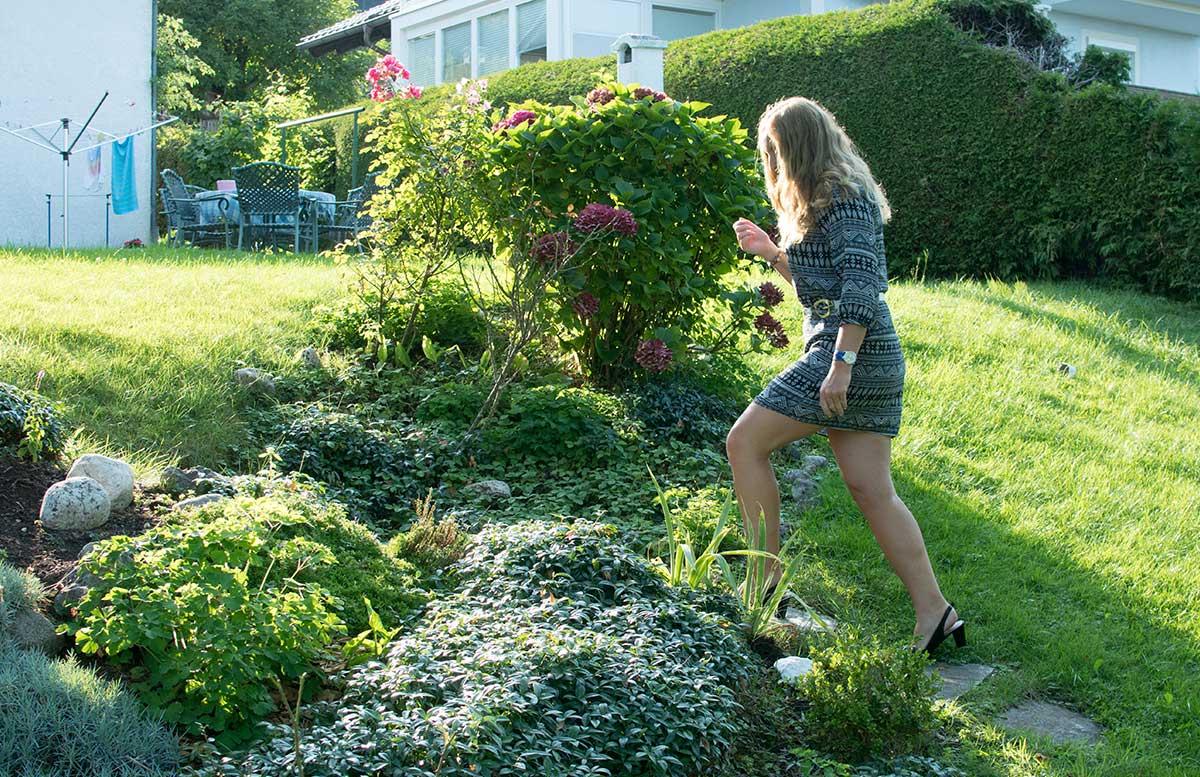 Hallo Herbst - Gedanken zum Leben als Blogger die treppen raufgehen