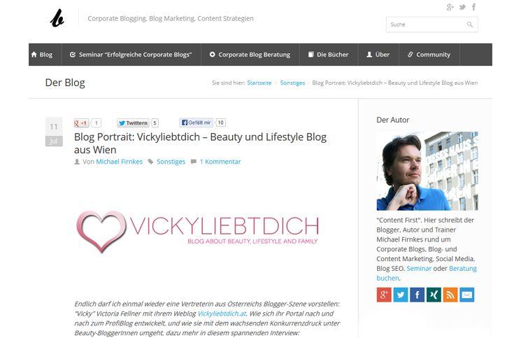 interview blogprofis