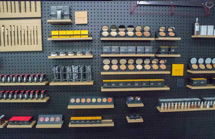 MUD MAKE-UP DESIGNORY Store in Österreich