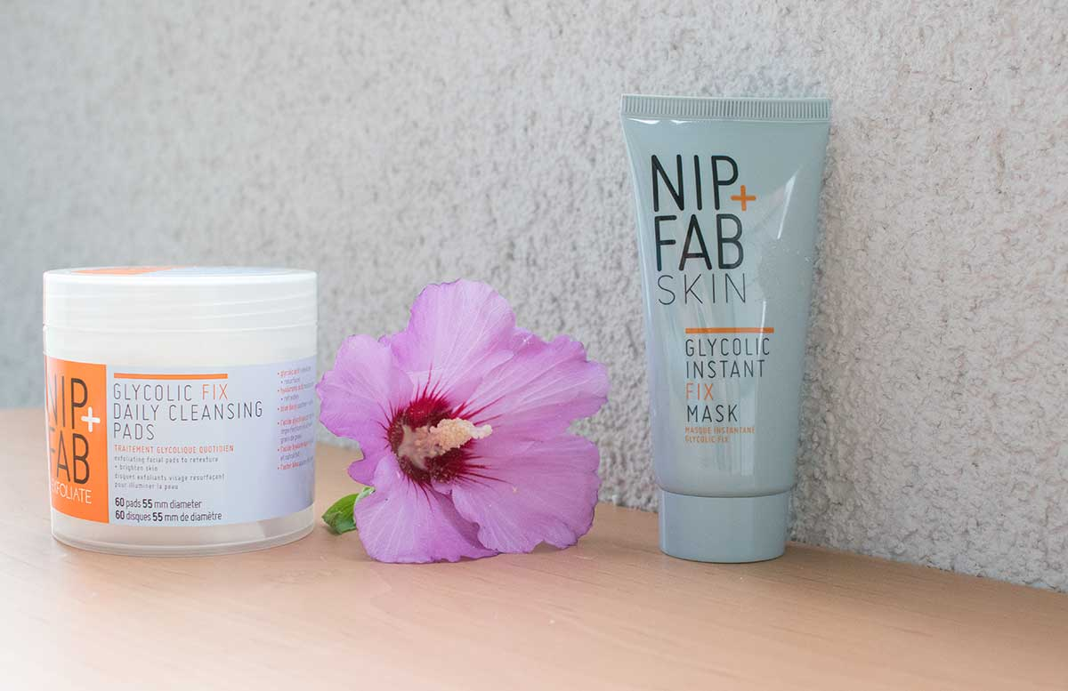 NIP+FAB-exfoliate-pflegeprodukte-daily-cleansing-pads-mask