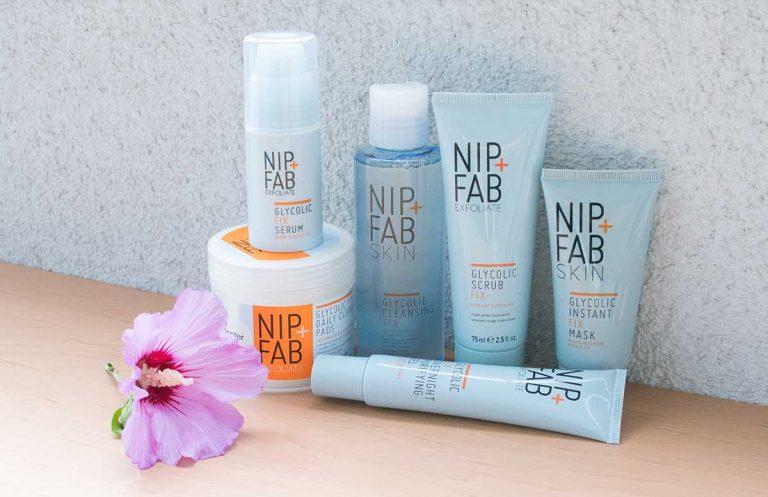 NIP+FAB Skin Exfoliate Pflegeprodukte