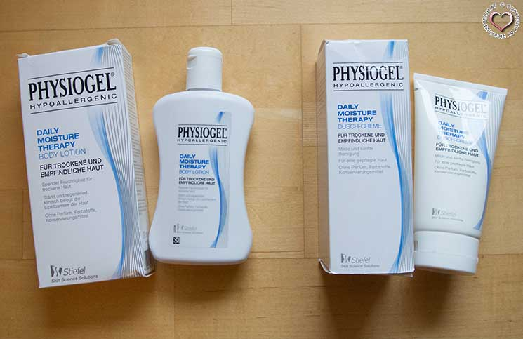physiogel-set