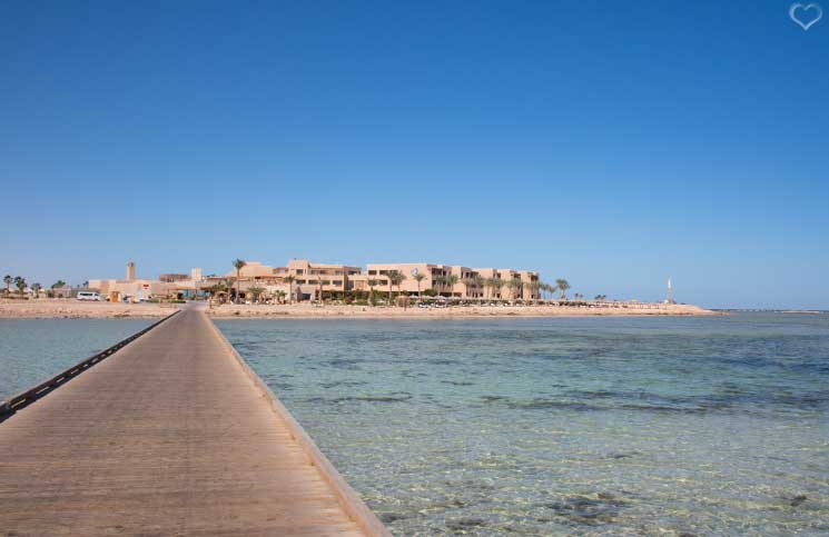 sicht-auf-breakers-hotel-Kitesurfen-in-Ägypten