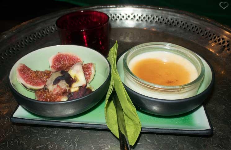 snack-nach-der-Behandlung-creme-brulee-und-feigen