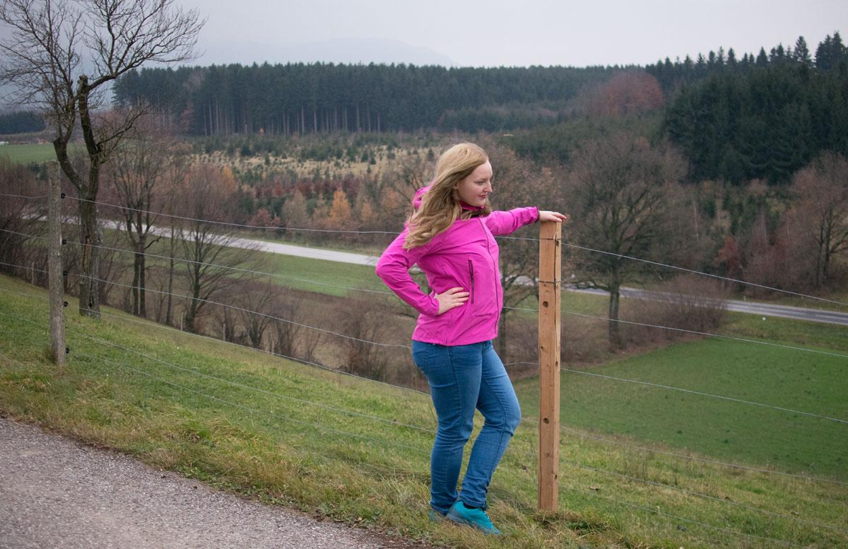 Ein Wochenende in Gmunden - Wandern am Grünberg outfit salomon